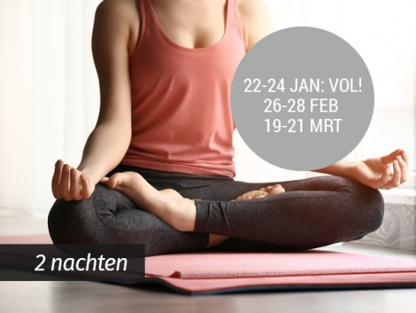 Yogaweekend Mooirivier data 2021