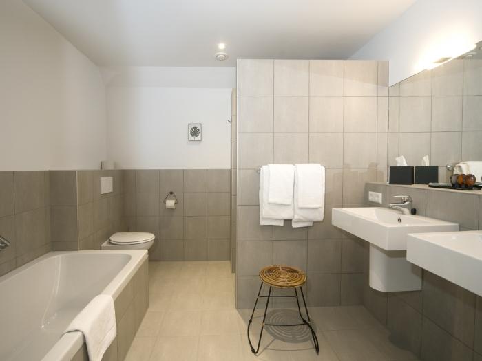 Buchen Sie ein luxuriöses Loft Hotelzimmer bei Mooirivier